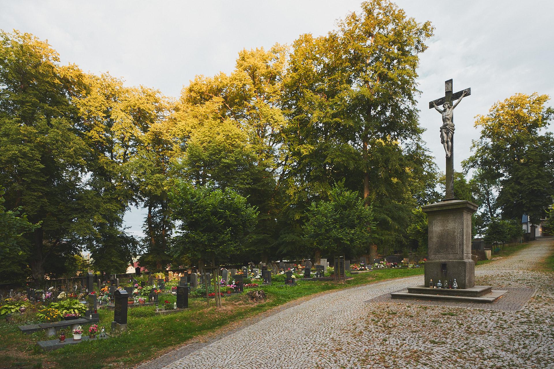 Fotogalerie hřbitova